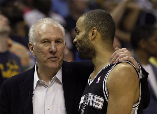 How to Make Your Team Consistent – Gregg Popovich